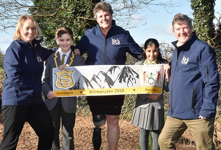 VETERAN CLIMBERS TO TACKLE KILIMANJARO FOR KENYAN SPECIAL SCHOOL